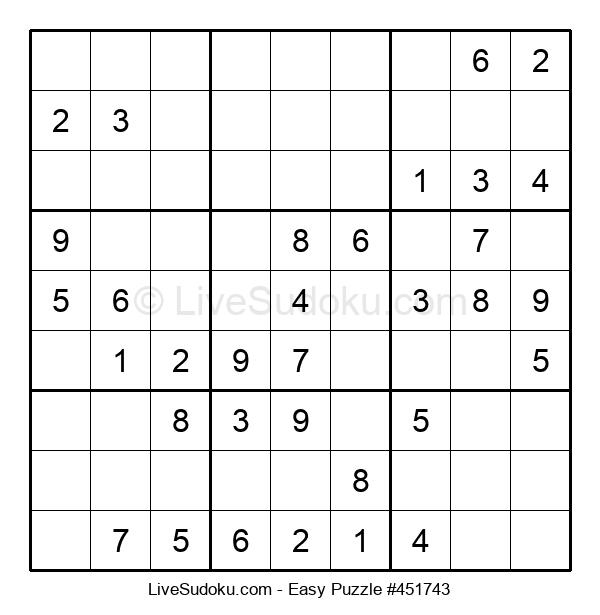 Beginners Puzzle #451743