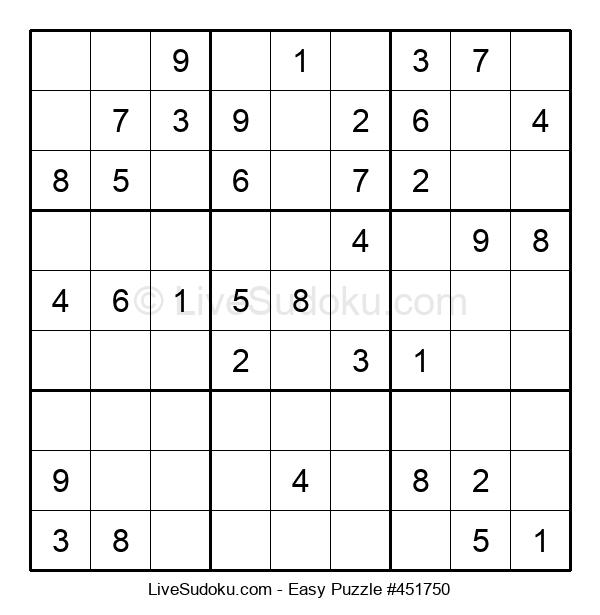 Beginners Puzzle #451750