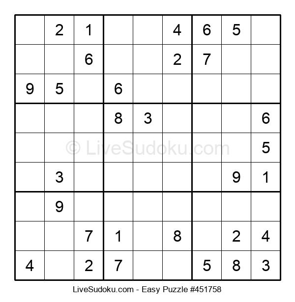 Beginners Puzzle #451758