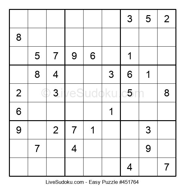 Beginners Puzzle #451764