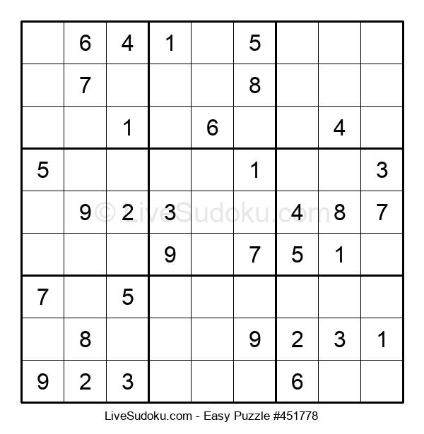 Beginners Puzzle #451778