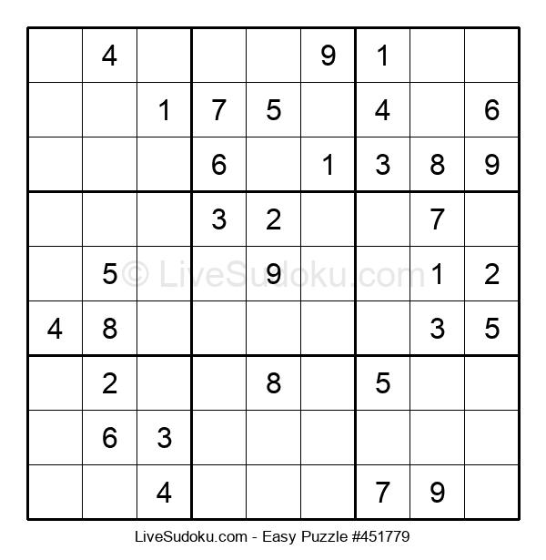 Beginners Puzzle #451779