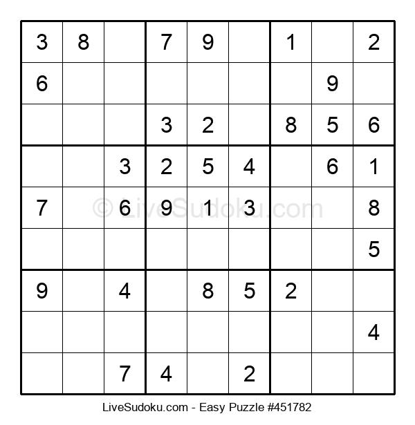 Beginners Puzzle #451782