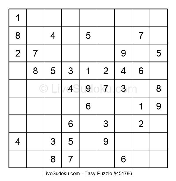 Beginners Puzzle #451786