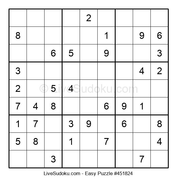 Beginners Puzzle #451824