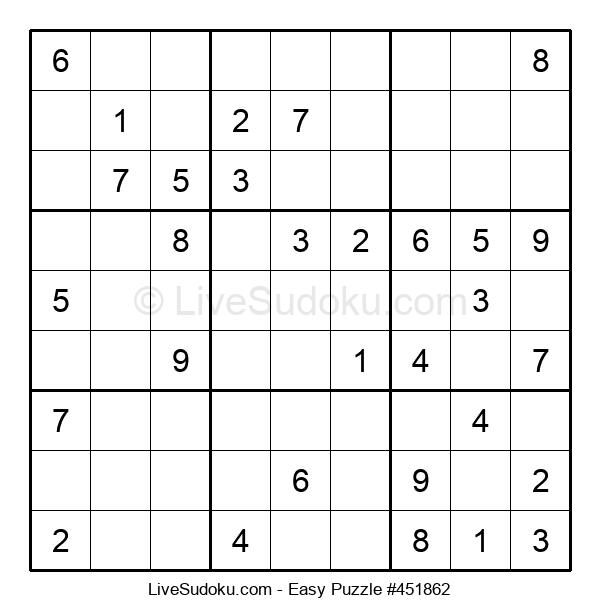 Beginners Puzzle #451862