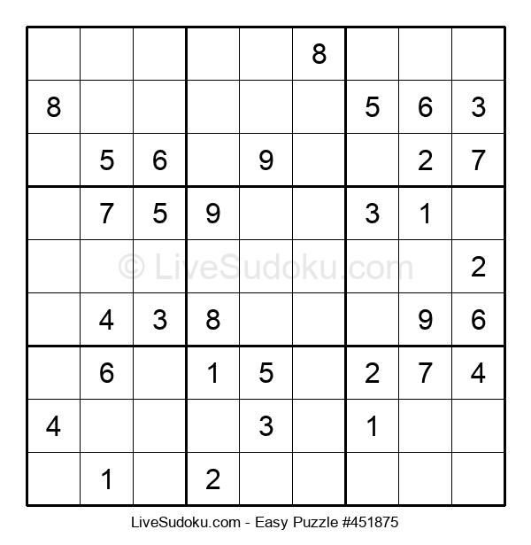 Beginners Puzzle #451875