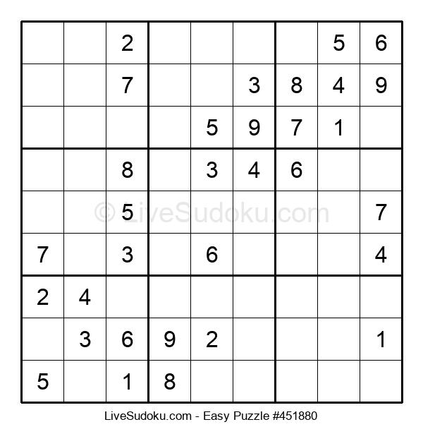 Beginners Puzzle #451880