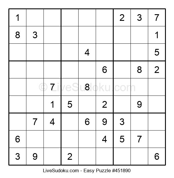 Beginners Puzzle #451890
