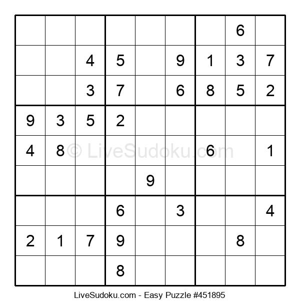 Beginners Puzzle #451895