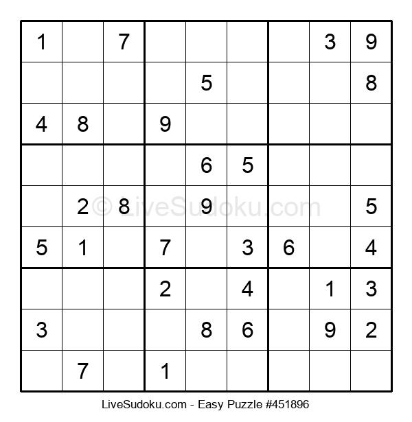 Beginners Puzzle #451896