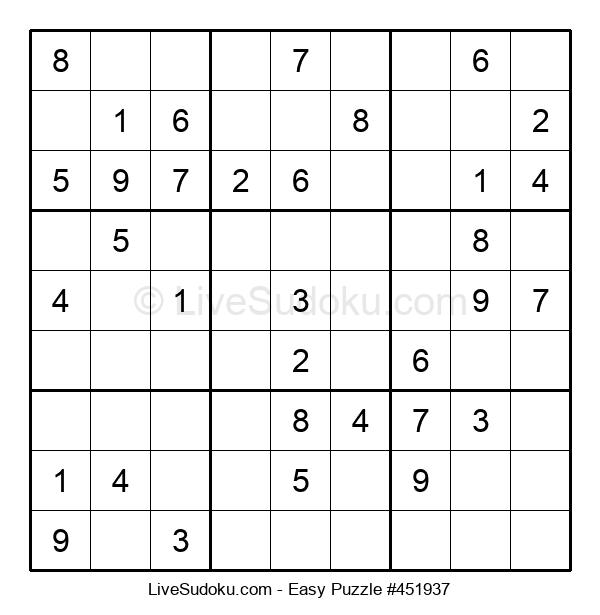 Beginners Puzzle #451937