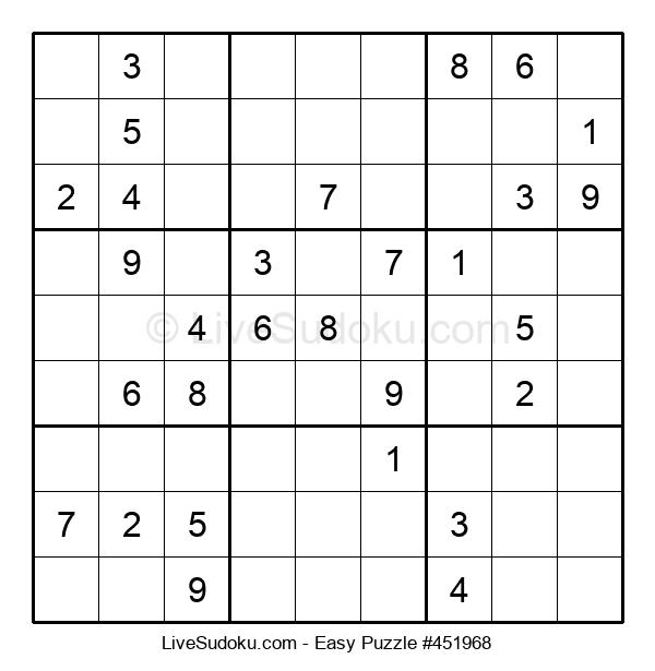 Beginners Puzzle #451968