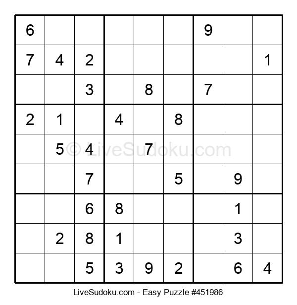 Beginners Puzzle #451986