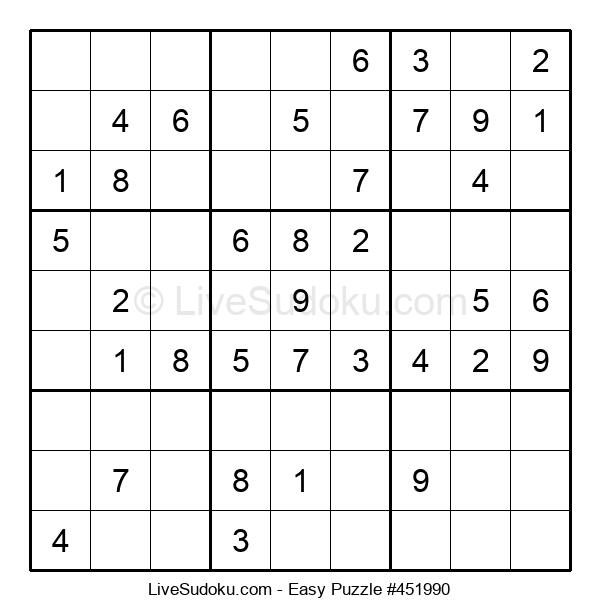 Beginners Puzzle #451990