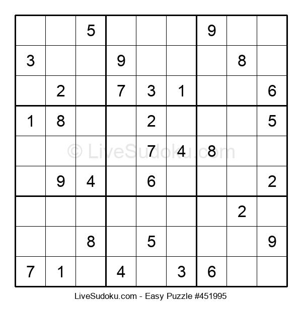 Beginners Puzzle #451995