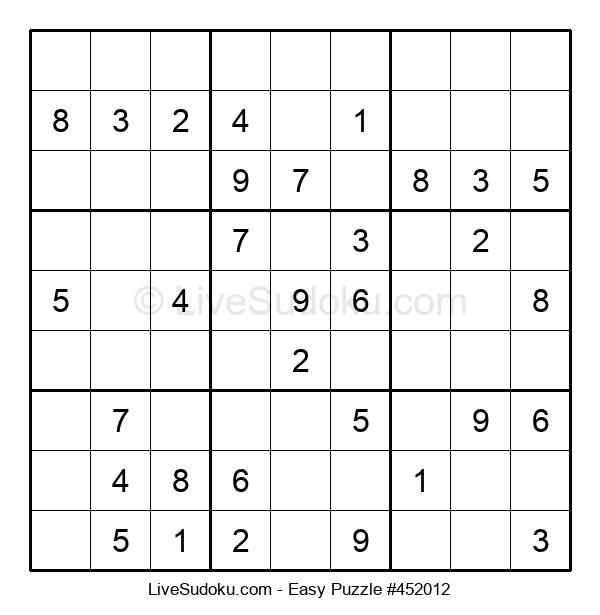 Beginners Puzzle #452012