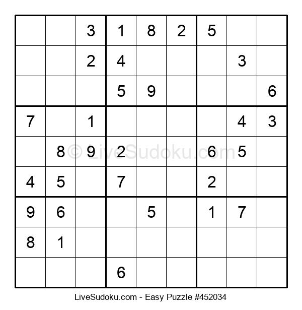 Beginners Puzzle #452034