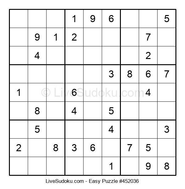 Beginners Puzzle #452036