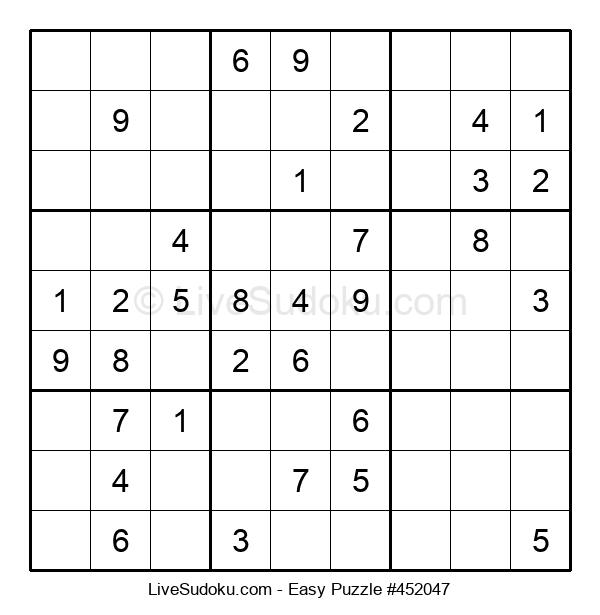 Beginners Puzzle #452047