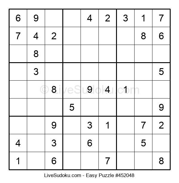 Beginners Puzzle #452048