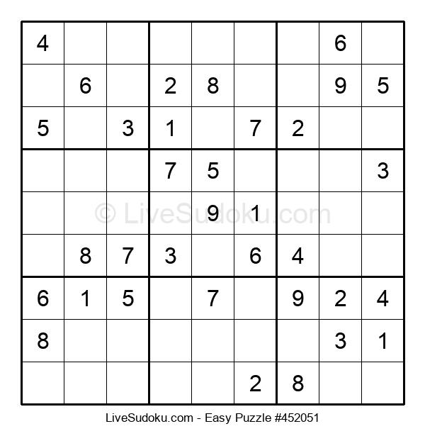 Beginners Puzzle #452051