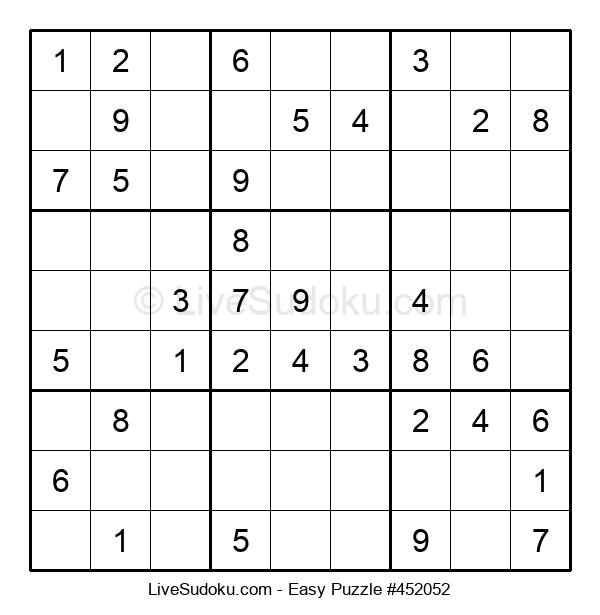 Beginners Puzzle #452052