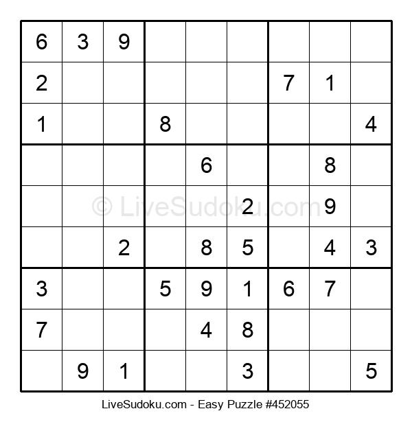 Beginners Puzzle #452055