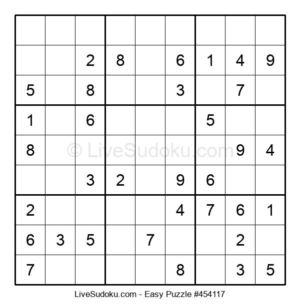 Beginners Puzzle #454117