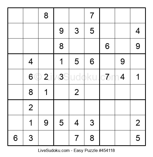 Beginners Puzzle #454118