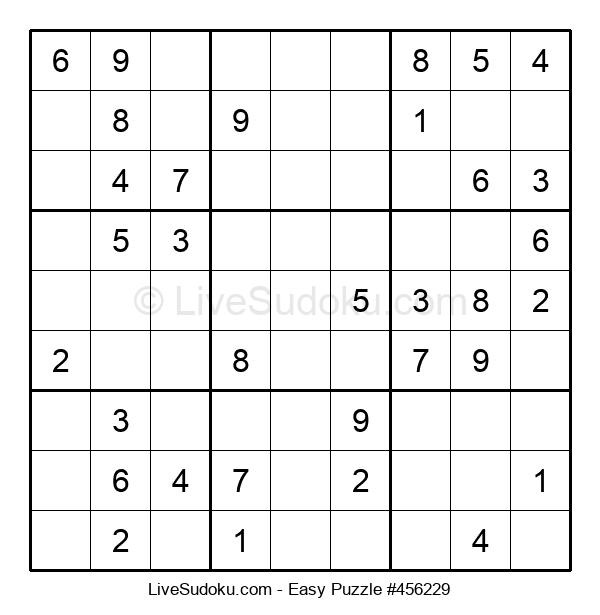 Beginners Puzzle #456229