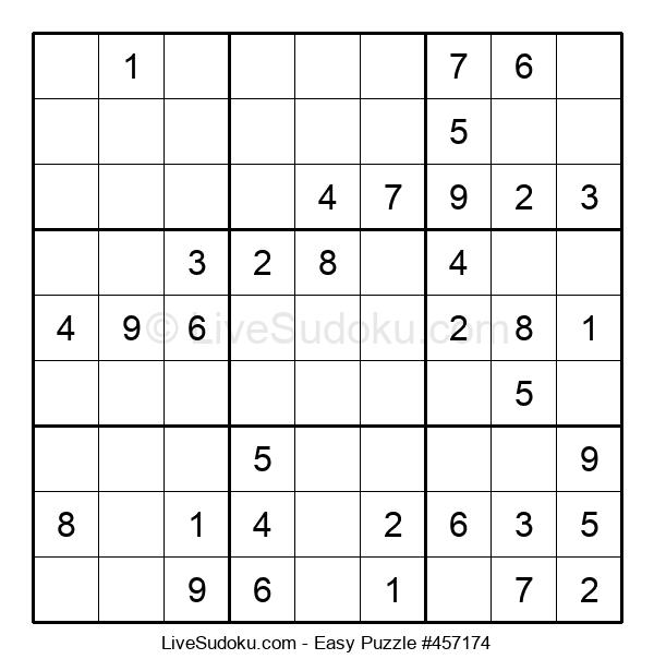 Beginners Puzzle #457174