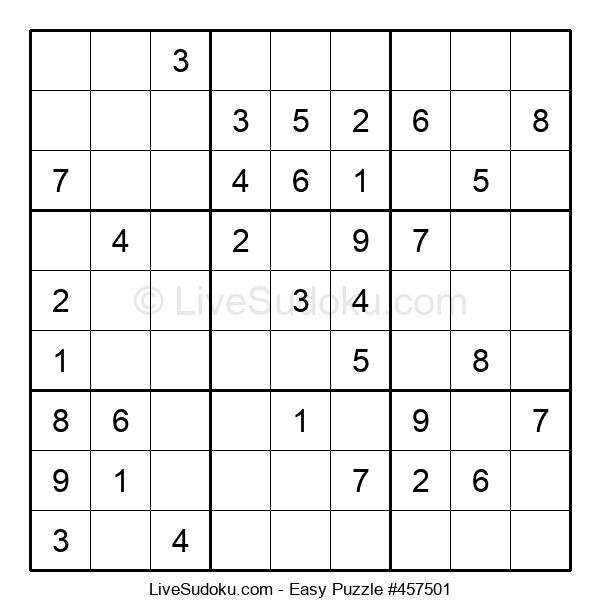 Beginners Puzzle #457501