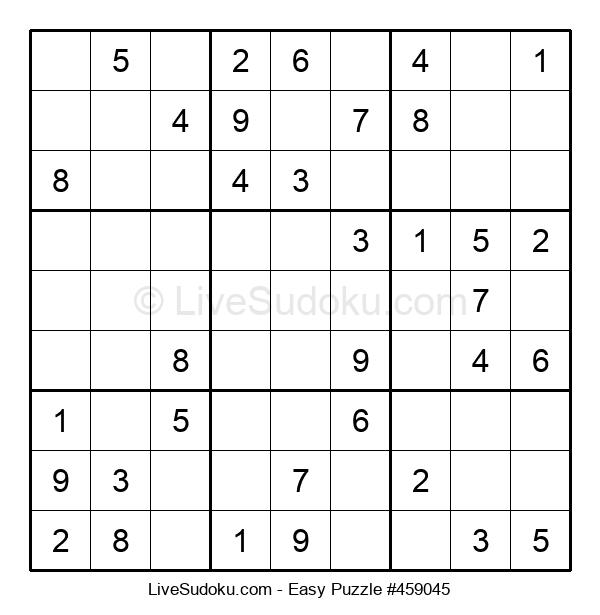 Beginners Puzzle #459045