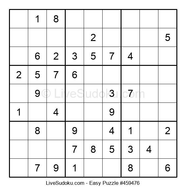Beginners Puzzle #459476