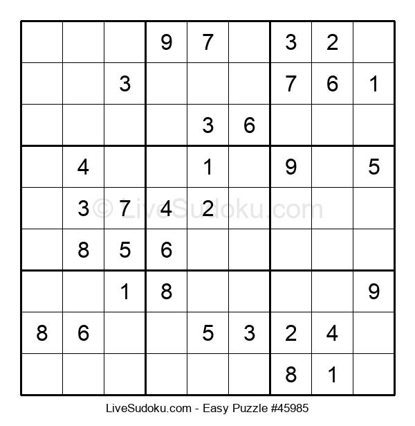 Beginners Puzzle #45985