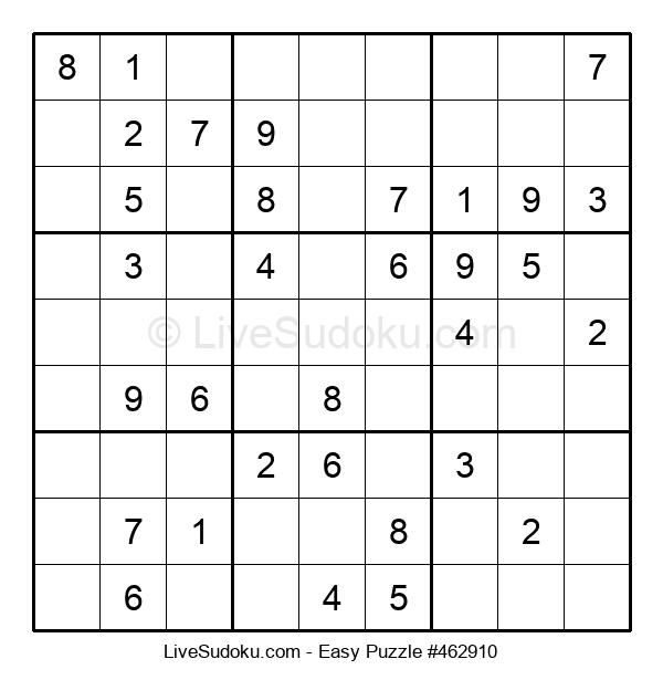 Beginners Puzzle #462910