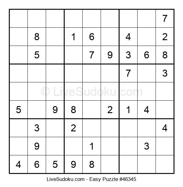 Beginners Puzzle #46345