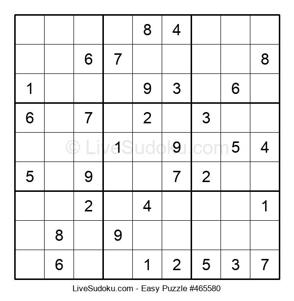 Beginners Puzzle #465580