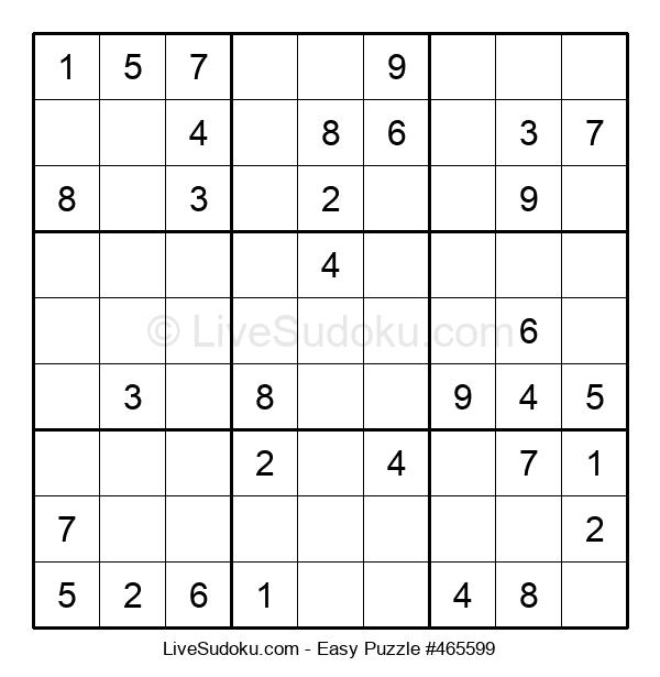 Beginners Puzzle #465599