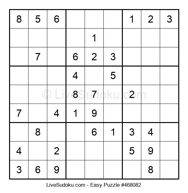 Beginners Puzzle #468082
