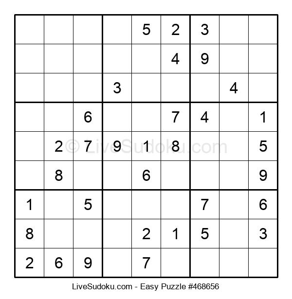 Beginners Puzzle #468656