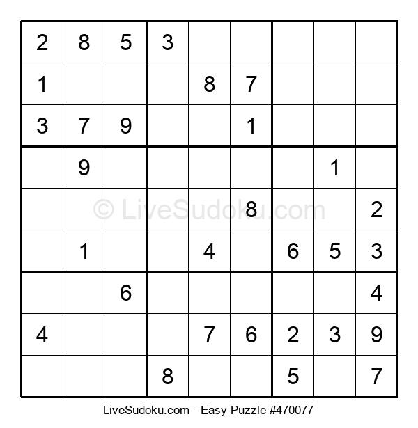 Beginners Puzzle #470077