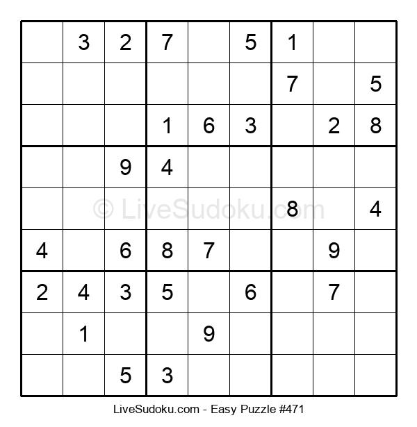 Beginners Puzzle #471
