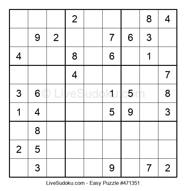 Beginners Puzzle #471351