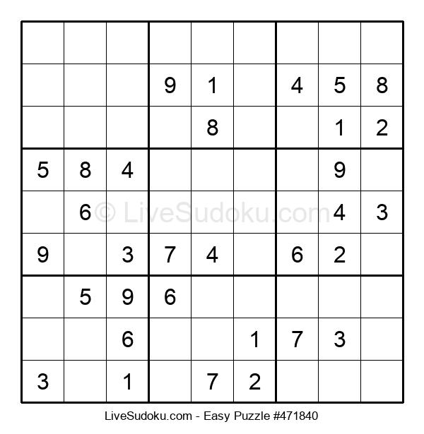 Beginners Puzzle #471840