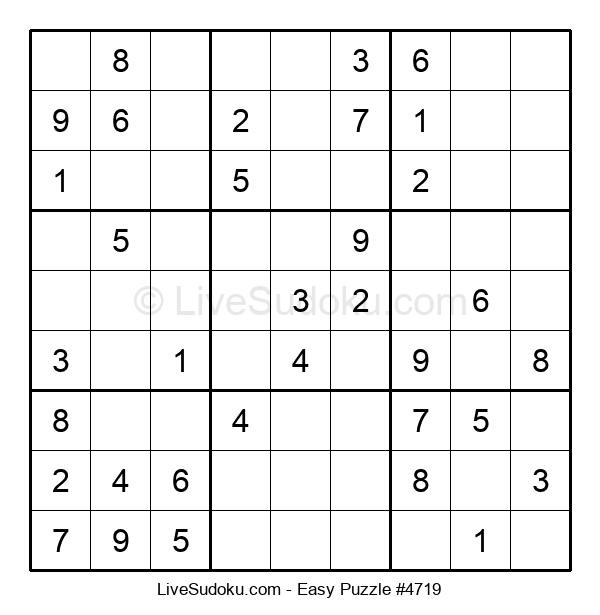 Beginners Puzzle #4719
