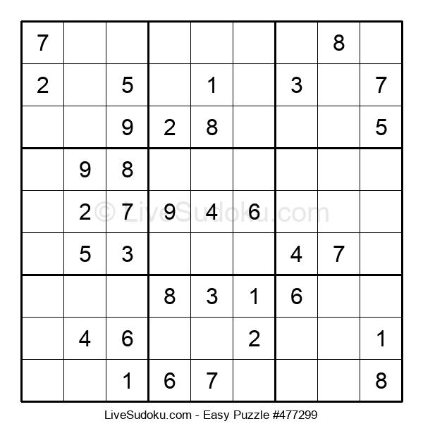 Beginners Puzzle #477299