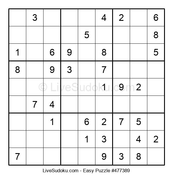 Beginners Puzzle #477389