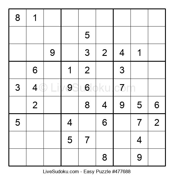 Beginners Puzzle #477688